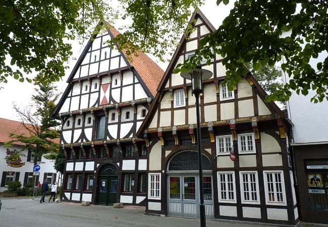 Hotel Bad Salzufen Konditorei