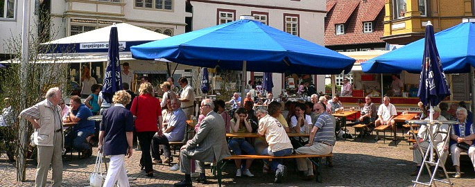 Salzsiederfest in Bad Salzuflen