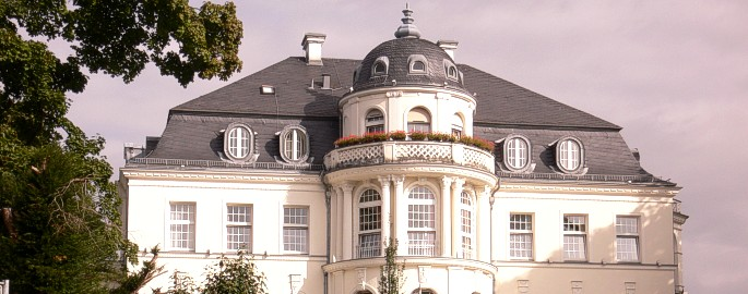 Villa Dürkopp in Bad Salzuflen